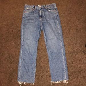 Top Shop Moto Jeans